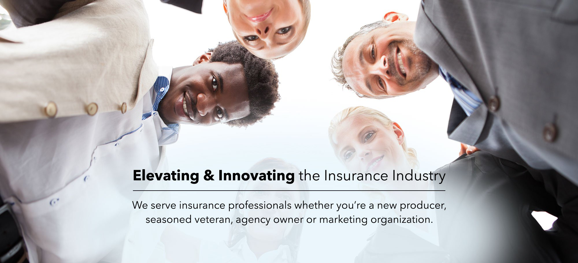 Your One-Stop-Shop for Insurance Products. Join Us